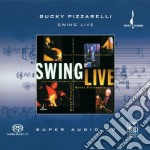 Swing live-sacd cd musicale di Bucky Pizzarelli