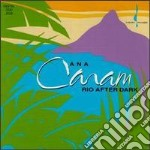 Rio after dark-sacd- cd musicale di Ana Caram