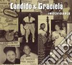 Inolvidable cd musicale di Candido & graciela