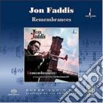 Remembrances cd musicale di Faddis john (sacd)