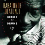 Circle of drums cd musicale di Babatunde Olatunji