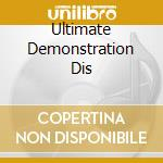 Ultimate demo disc ( vers. itali cd musicale di Artisti Vari