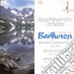 Leonore over.n.3, symphony n.3 cd musicale di Beethoven ludwig van