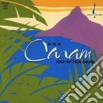 Rio after dark cd musicale di Ana Caram