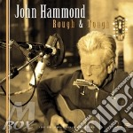 (LP VINILE) Rough & tough [lp] lp vinile di John Hammond