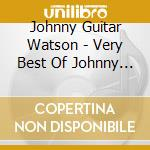 Very best of cd musicale di Watson j. guitar