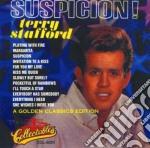 SUSPICION cd musicale di STAFFORD TERRY