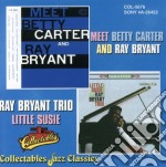 Meet betty carter/ray bryant cd musicale di Betty Carter