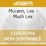Much les - reissue- cd musicale di Les Mccann