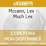 Much les - reissue- cd musicale di Les Mccann