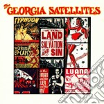 Georgia Satellites - In The Land Of Salvation And Sin cd musicale di Satellites Georgia