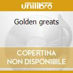 Golden greats cd musicale di Patti Page
