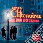 Doo wop souvenirs cd musicale di Ronnie it's cliftonaires