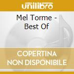 Best of cd musicale di Mel Torme