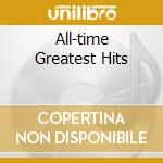 ALL-TIME GREATEST HITS cd musicale di VENTURES