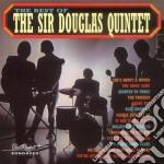 The best - 14tr - cd musicale di Sir douglas quintet