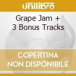 GRAPE JAM + 3 BONUS TRACKS cd musicale di MOBY GRAPE