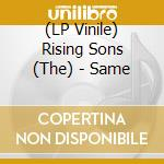 (LP VINILE) RISING SONS lp vinile di RISING SONS