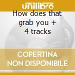 How does that grab you + 4 tracks cd musicale di Nancy Sinatra