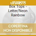 Letter/neon rainbow cd musicale di Tops Box