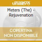 REJUVENATION cd musicale di METERS