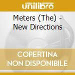 New directions cd musicale di The Meters