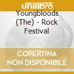 Rock festival cd musicale di Youngbloods