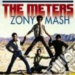 ZONY MASH cd musicale di METERS