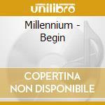 Begin cd musicale di Millenium