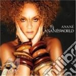 ANANESWORLD                               cd musicale di ANANE'
