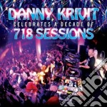 Celebrates a decade of 718 sessions cd musicale di Danny Krivit