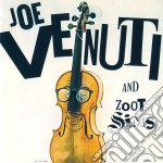 Joe venuti and zoot sims cd musicale di Joe Venuti