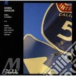 Sasha Matson - Steel Chords cd musicale di Sasha Matson