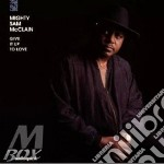Give it up to love cd musicale di Mighty sam mcclain