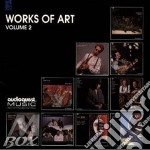 Volume 2 cd musicale di Works of art (sample