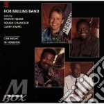 Rob Mullins Band - One Night In Houston cd musicale di Rob mullins band