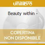 Beauty within - cd musicale di Edward simon group