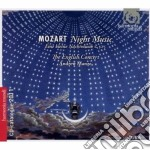 Night music cd musicale di Wolfgang Amadeus Mozart