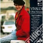 Sonata per oboe rv 53, 81, 59, 779, 58 cd musicale di Antonio Vivaldi