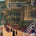 Marini Biagio - Curiose & Moderne Inventioni  - Manze Andrew  Vl/romanesca cd musicale di Biagio Marini
