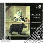 Sonate opp.4, 5, 7, 9 cd musicale di Marco Uccellini