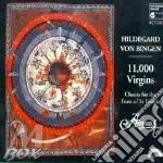 Le 11000 vergini (canti per la festa di cd musicale di HILDEGRAD VON BINGEN