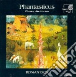 Phantasticus  - Manze Andrew  Vl/nigel North, Tiorba  John Toll, Clavicembalo cd musicale