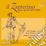 Il zazzerino cd musicale di Jacopo Peri