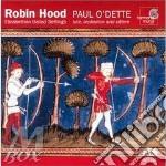 Robin hood cd musicale