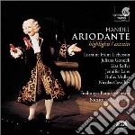 Ariodante (estratti) cd musicale di Handel georg friedri