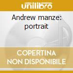 Andrew manze: portrait cd musicale