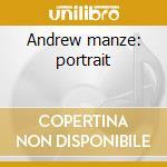 Andrew manze: portrait cd musicale