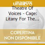 Litany for the whale cd musicale di John Cage