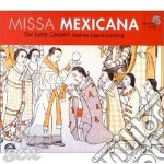 Missa mexicana cd musicale